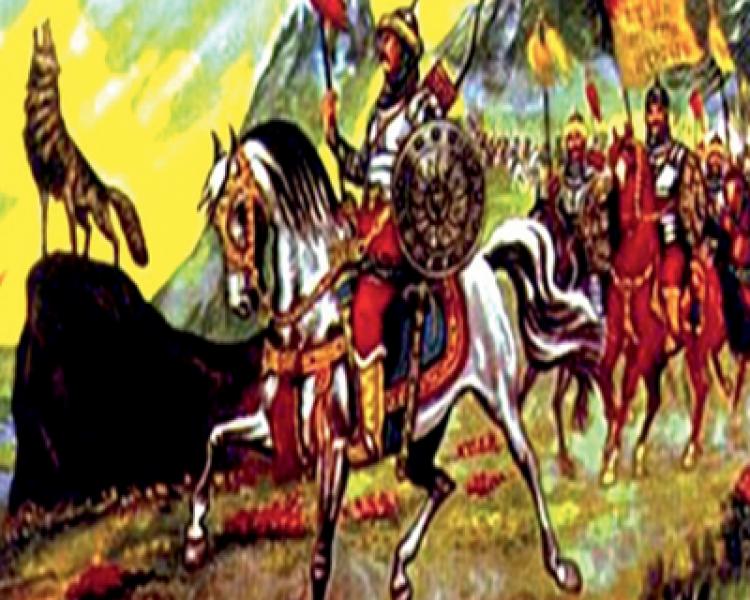 Mitoloji ve Destanlardaki Yönü İle Anıt Ağaçlar (7)